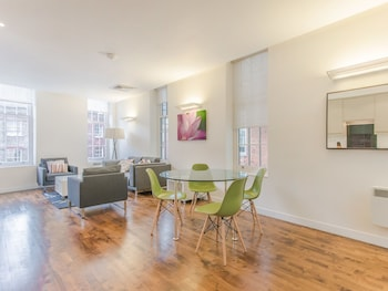 LCS Liverpool Street Apartments