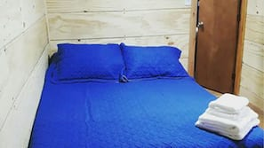 Wi-Fi de cortesia, roupa de cama