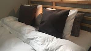 Egyptiske bomuldslagner, premium-sengetøj, dundyner