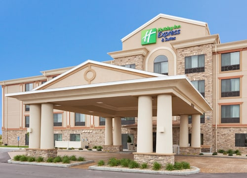 Check Expedia for Availability of Holiday Inn Express Mitchell