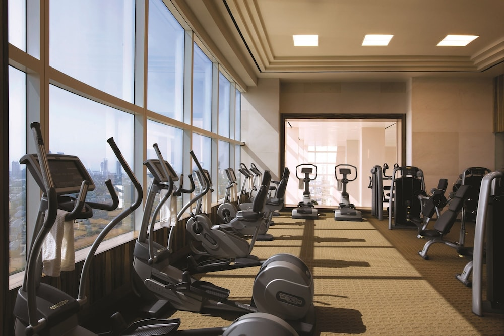 Fitness Facility, The Water Club