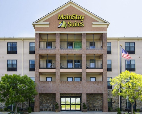Great Place to stay MainStay Suites Rogers near I-49 near Rogers