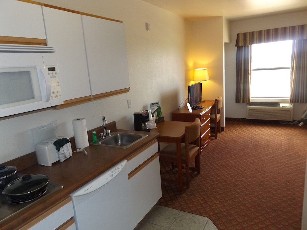 Private Kitchenette, Suburban Extended Stay