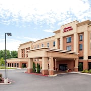 Hampton Inn & Suites Columbia at University