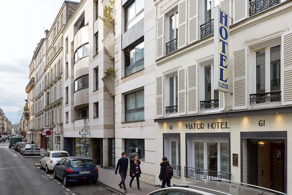 Hotel Viator Paris  Rue Moines