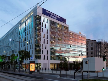 Novotel Suites Marseille Centre Euromed