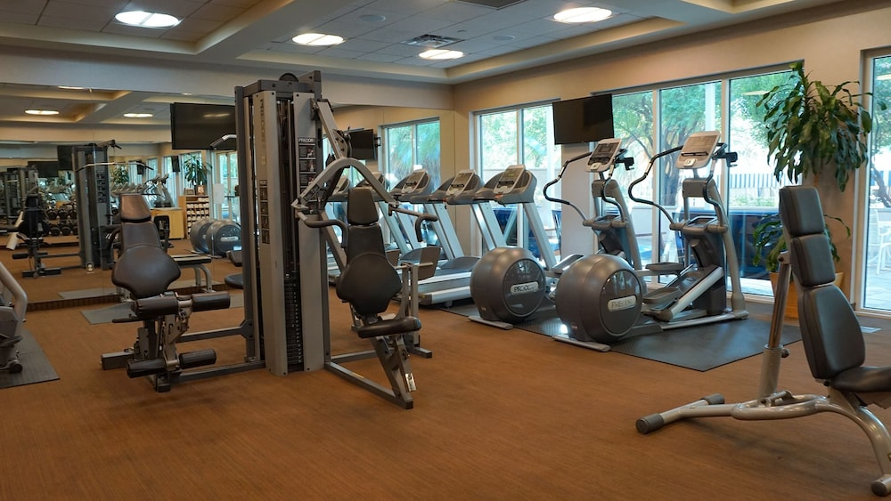 Fitness Facility, Agua Caliente Resort Casino Spa Rancho Mirage