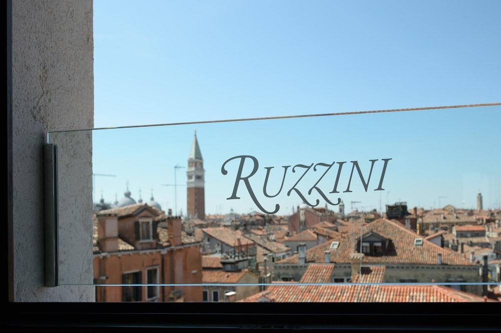 View from Room, Ruzzini Palace Hotel