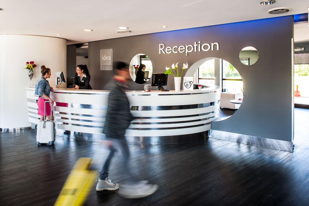 Reception, Idea Hotel Milano San Siro