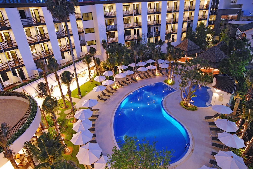 Outdoor Pool, ibis Phuket Patong