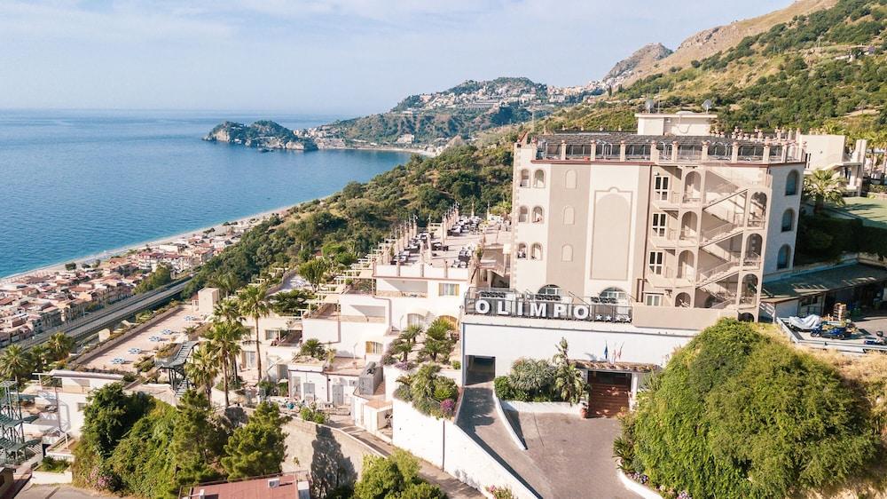 Hotel Olimpo Le Terrazze In Taormina Coast Hotel Rates