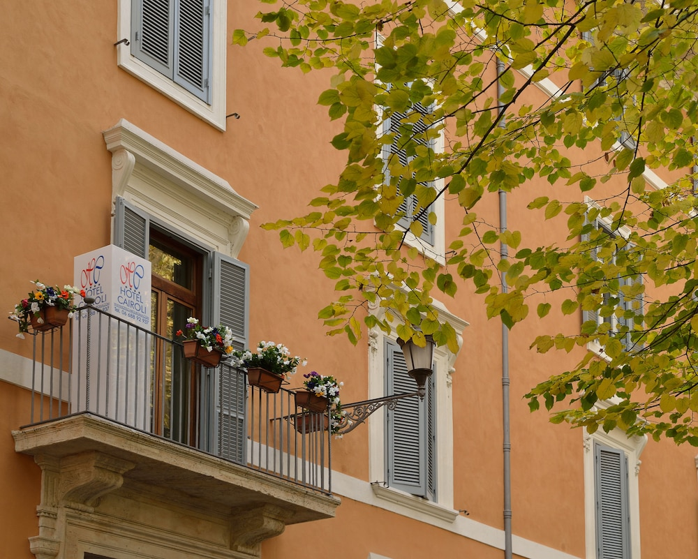 Front of Property, Hotel Locanda Cairoli