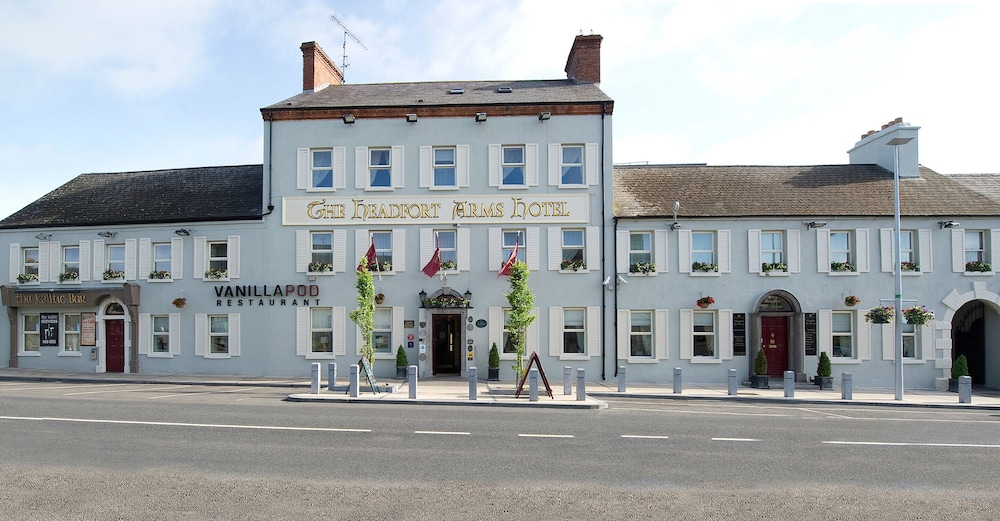 Featured Image, Headfort Arms Hotel