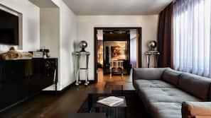 Hochwertige Bettwaren, Minibar, Zimmersafe, schallisolierte Zimmer