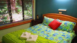 Individually decorated, individually furnished, blackout curtains