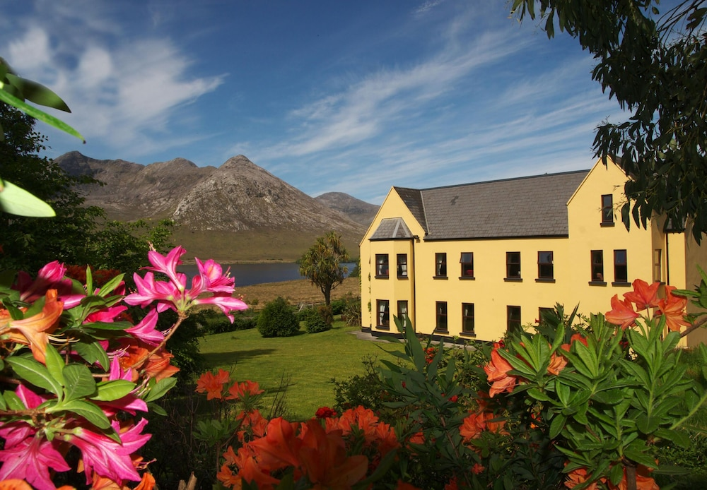 Exterior, Lough Inagh Lodge Hotel