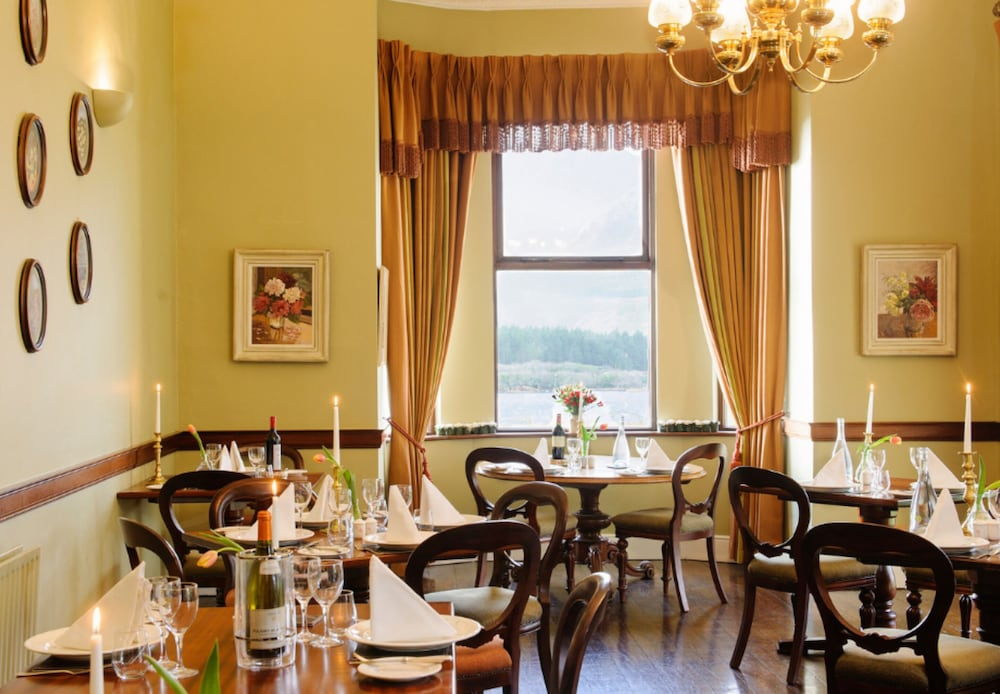Dining, Lough Inagh Lodge Hotel