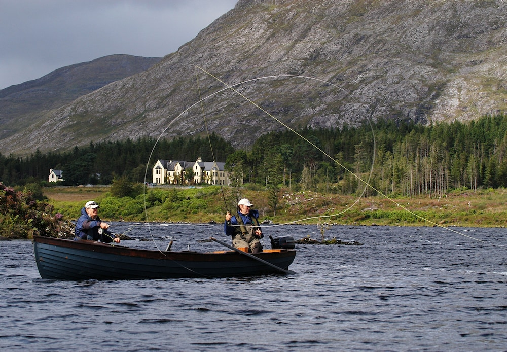 Fishing, Lough Inagh Lodge Hotel