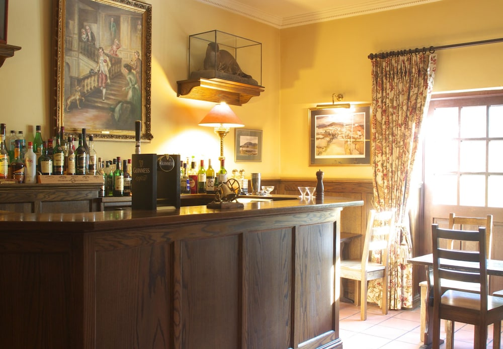 Bar, Lough Inagh Lodge Hotel