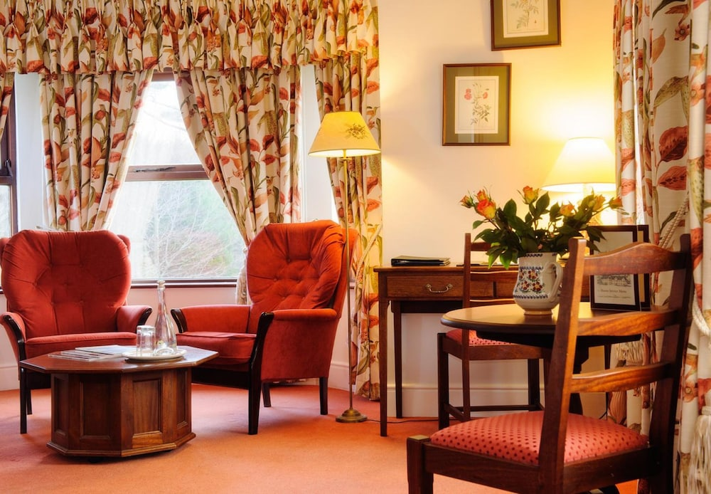 Room, Lough Inagh Lodge Hotel