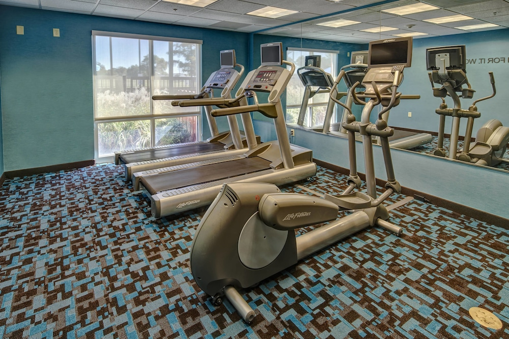 Fitness Facility, Fairfield Inn & Suites by Marriott Memphis Olive Branch