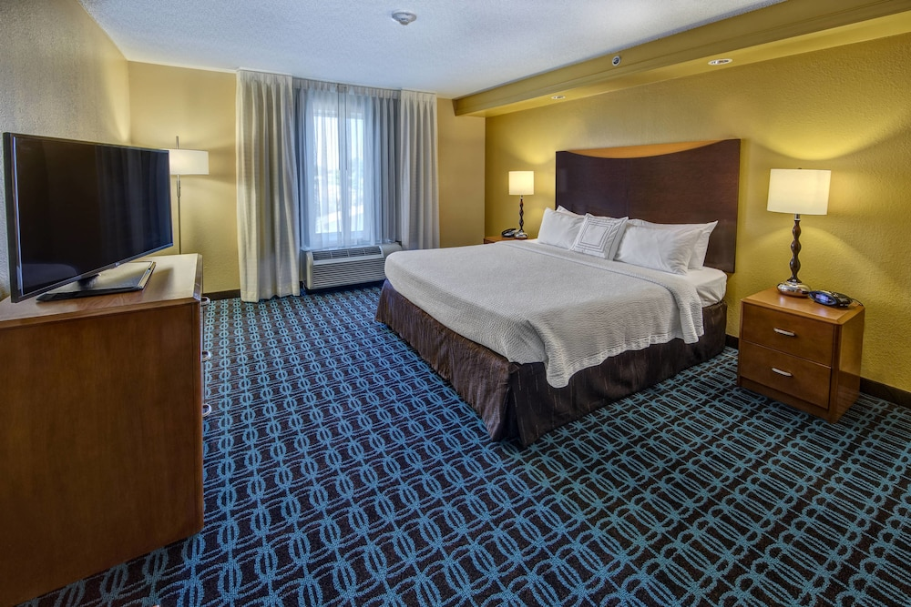 Room, Fairfield Inn & Suites by Marriott Memphis Olive Branch