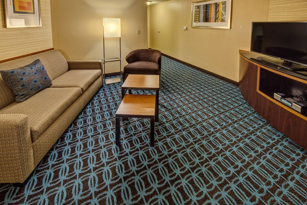 Living Room, Fairfield Inn & Suites by Marriott Memphis Olive Branch