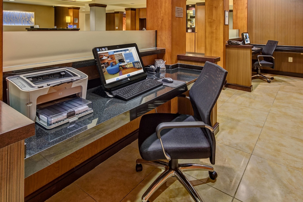 Business Center, Fairfield Inn & Suites by Marriott Memphis Olive Branch