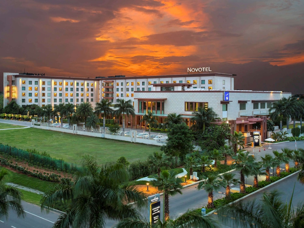 Featured Image, Novotel Hyderabad Airport Hotel