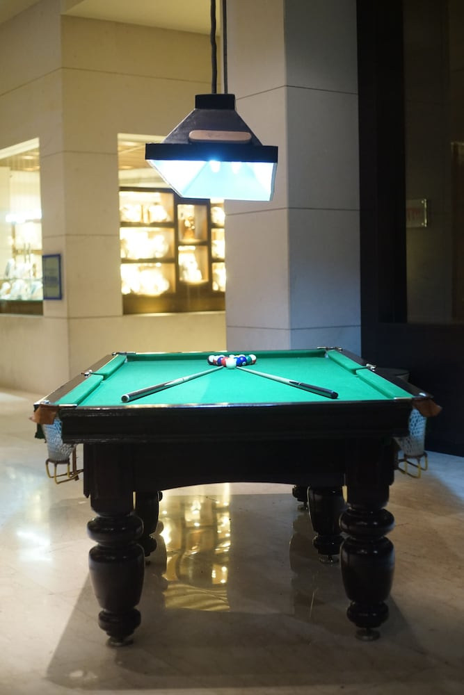 Billiards, Novotel Hyderabad Airport Hotel
