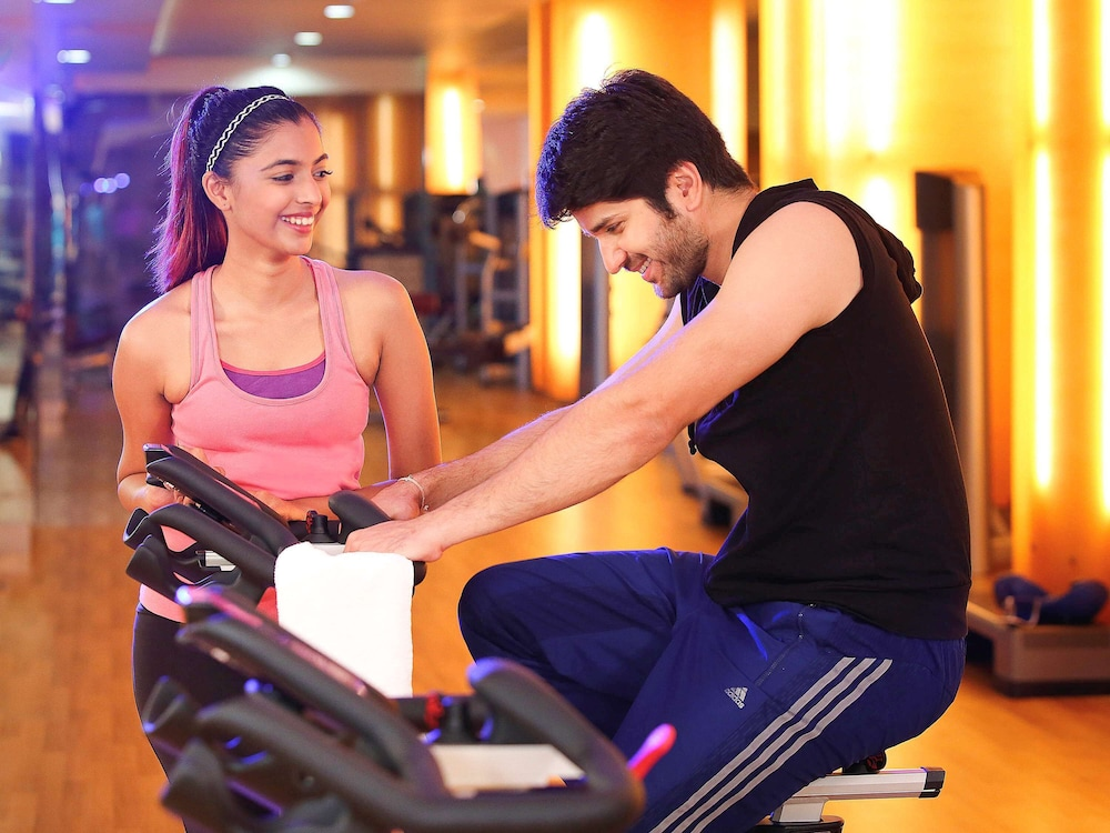Fitness Facility, Novotel Hyderabad Airport Hotel