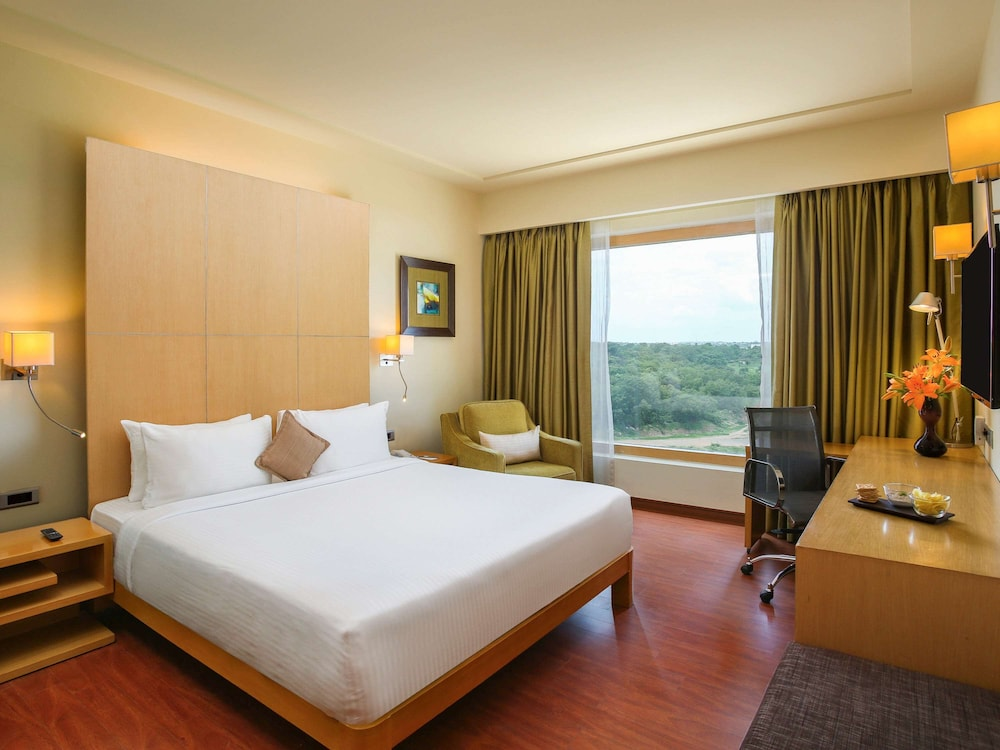 Room, Novotel Hyderabad Airport Hotel