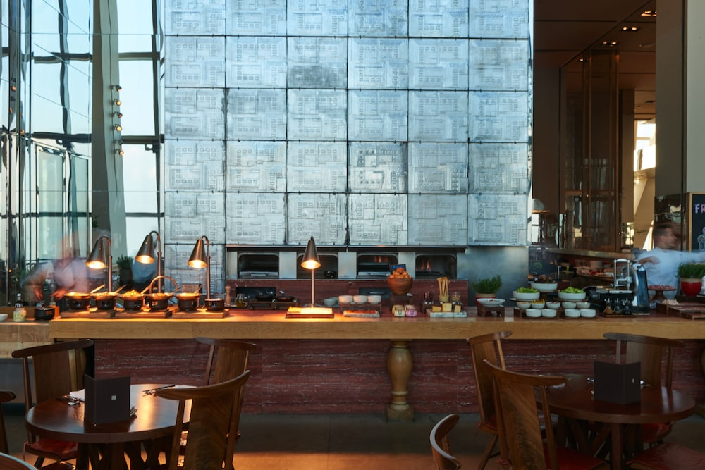 Breakfast buffet, Park Hyatt Shanghai