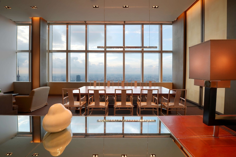 Meeting Facility, Park Hyatt Shanghai