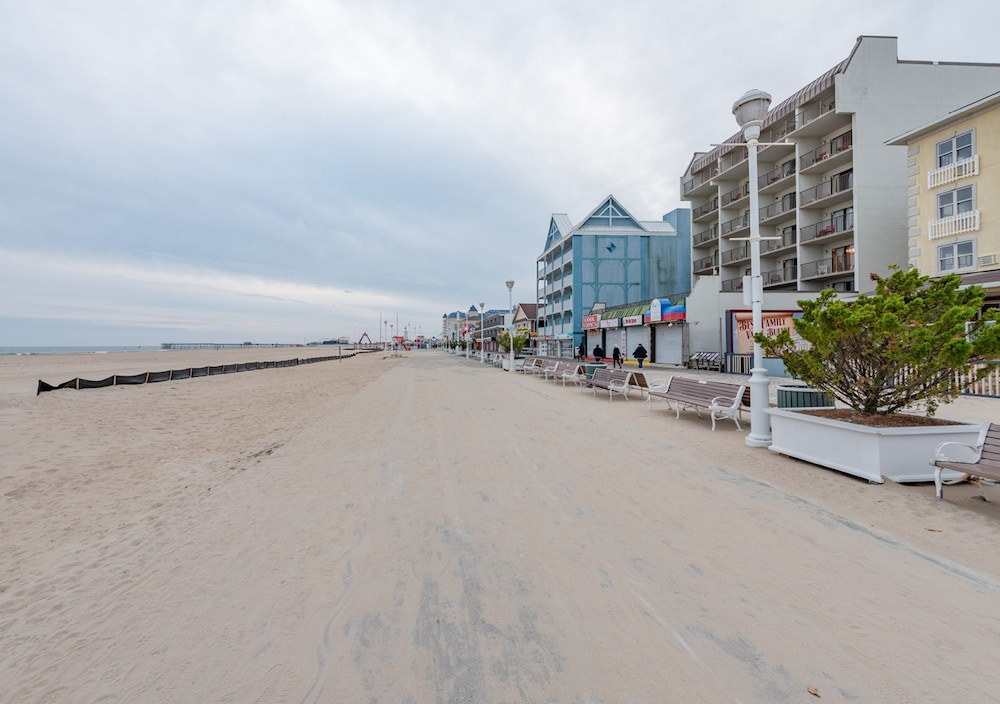 Beach, Boardwalk One by Capital Vacations