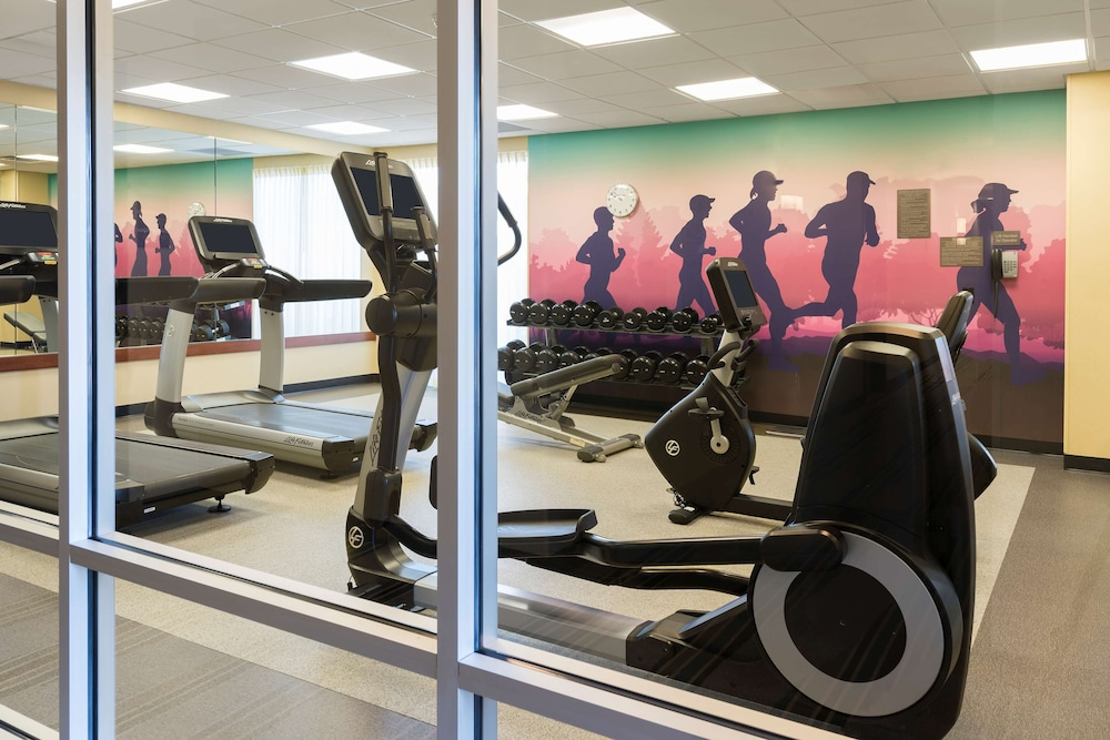 Fitness Facility, Hyatt Place Lexington