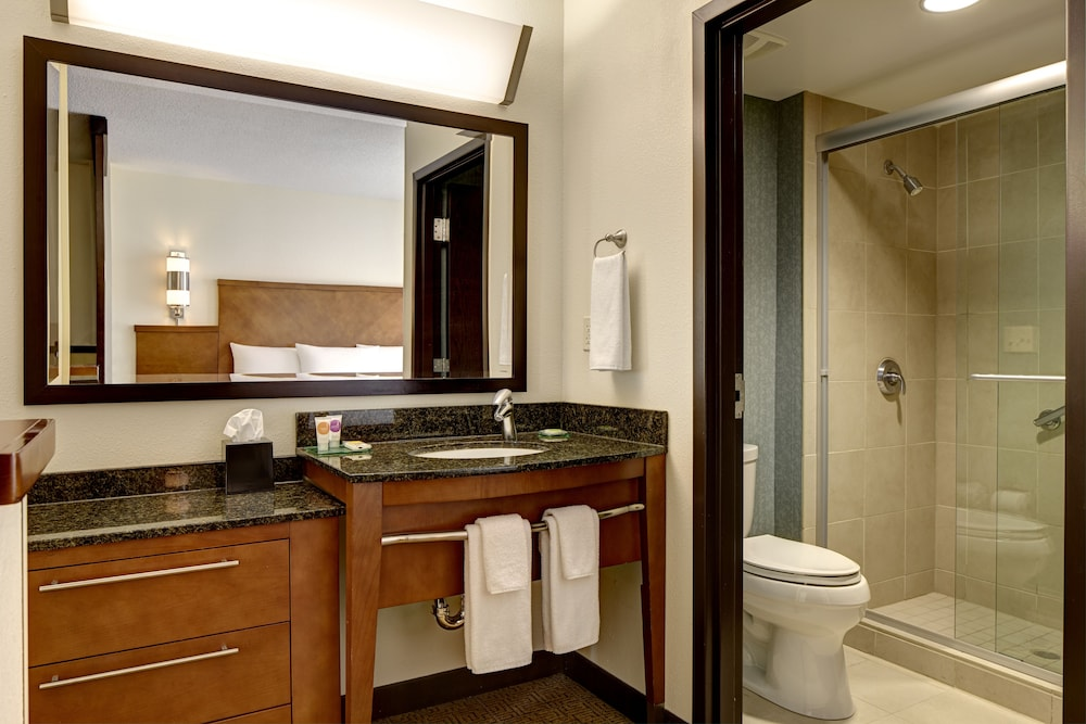Bathroom, Hyatt Place Lexington
