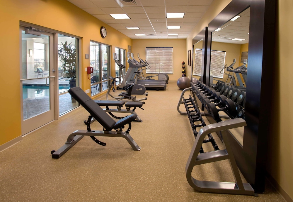 Fitness Facility, Hilton Garden Inn Salt Lake City/Sandy
