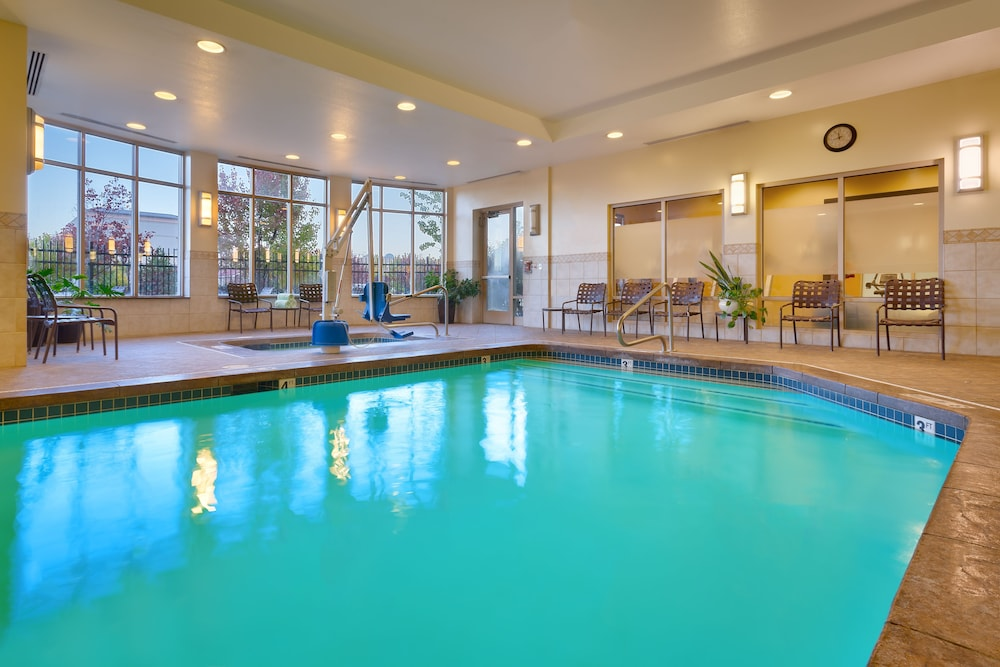 Indoor Pool, Hilton Garden Inn Salt Lake City/Sandy