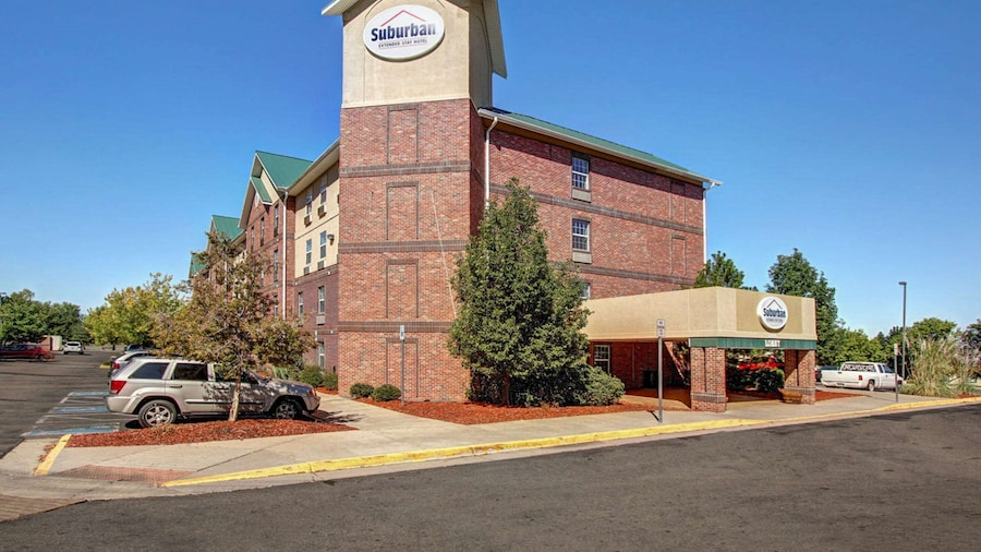 Suburban Extended Stay Hotel Westminster Denver North