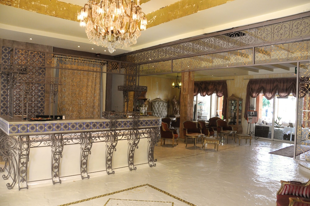 Reception, Orpheas Resort - Adults Only
