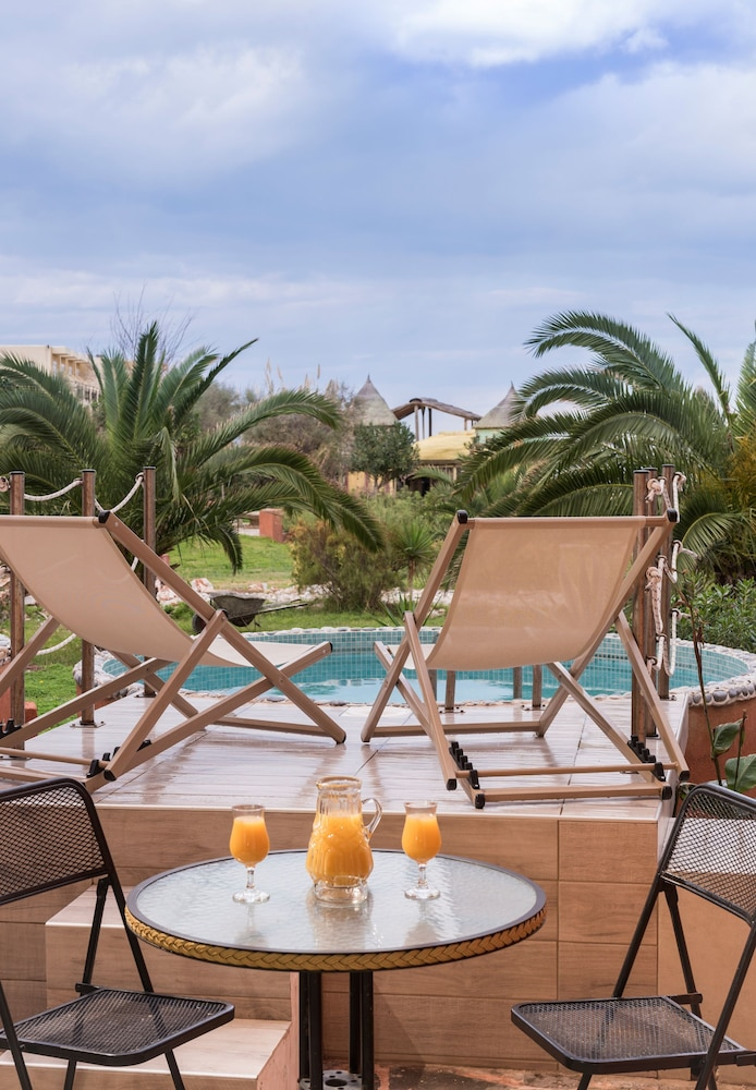 Terrace/Patio, Orpheas Resort - Adults Only