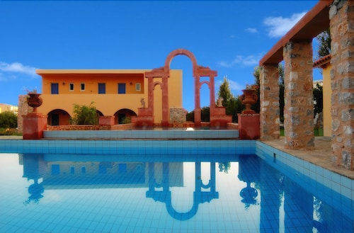 Outdoor Pool, Orpheas Resort - Adults Only