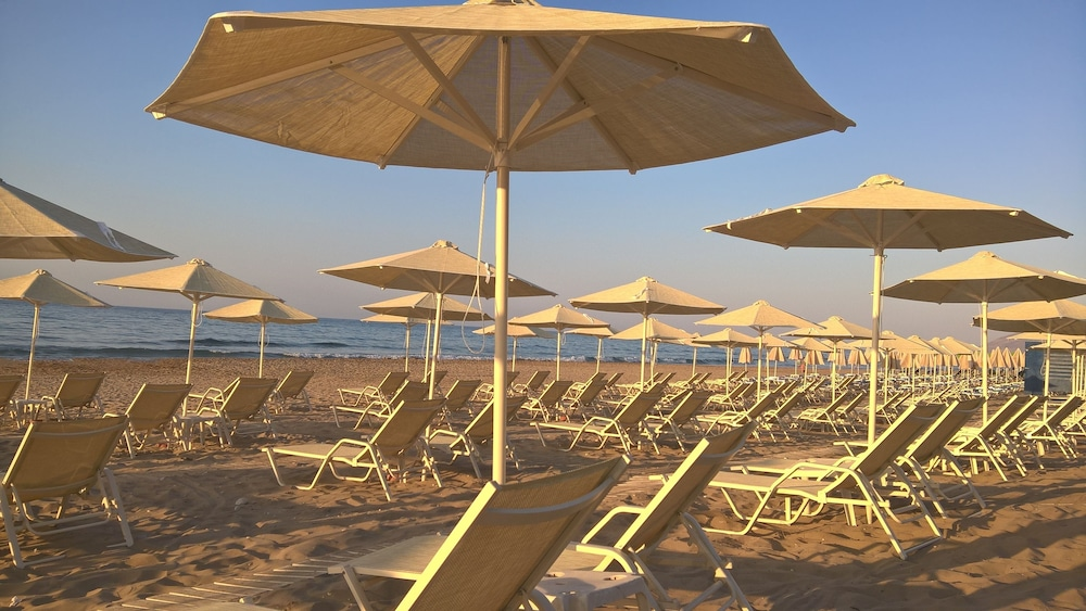 Beach, Orpheas Resort - Adults Only