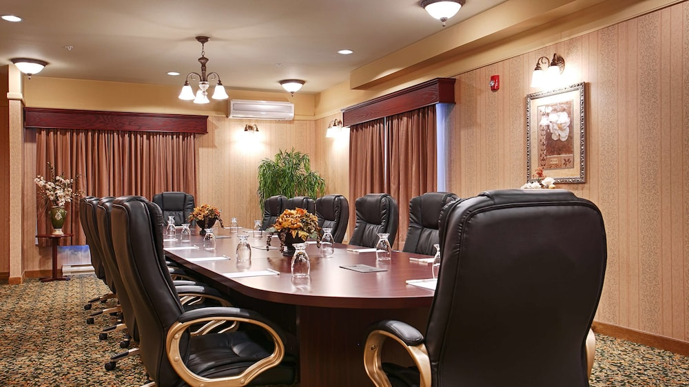 Meeting Facility, Best Western Plus Fredericton Hotel & Suites
