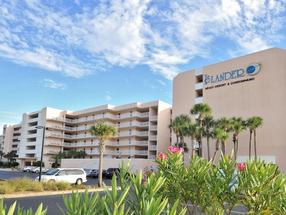 Book Islander Condominiums By Wyndham Vacation Rentals Fort Walton Beach Hotel Deals
