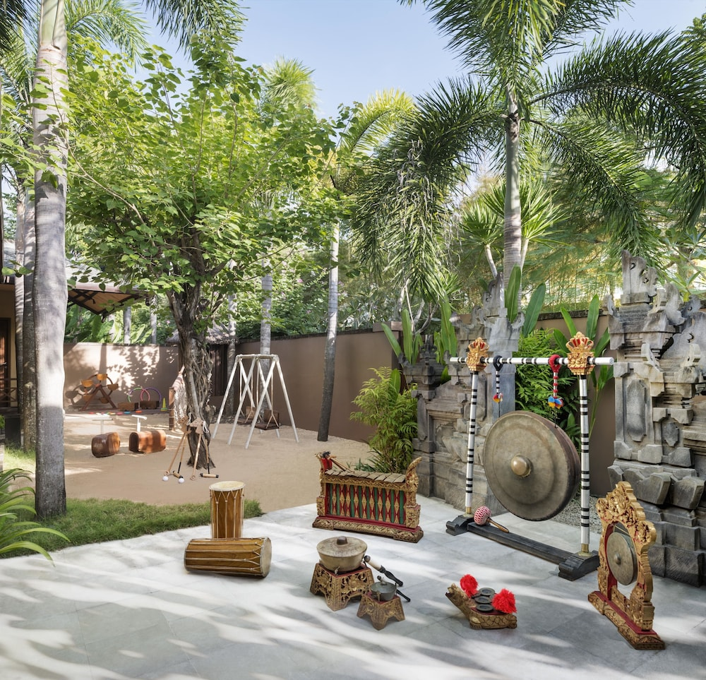 Children's Play Area - Outdoor, The St. Regis Bali Resort