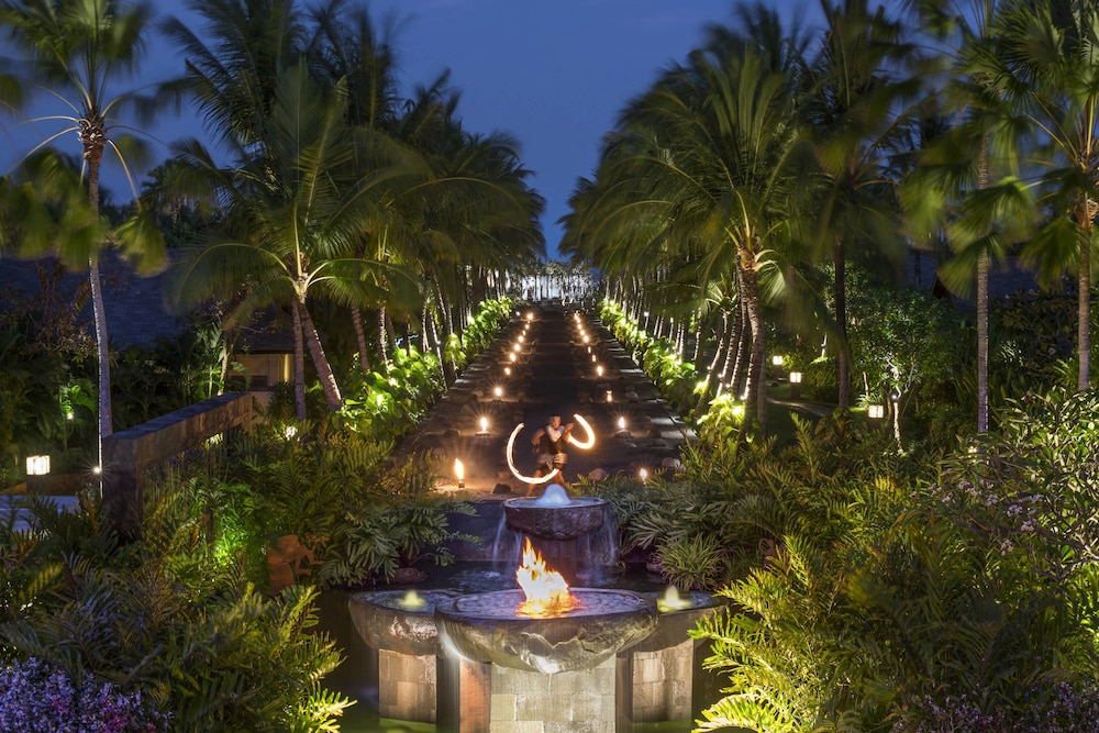 Property Grounds, The St. Regis Bali Resort