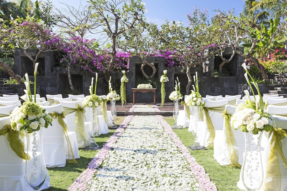 Outdoor Banquet Area, The St. Regis Bali Resort