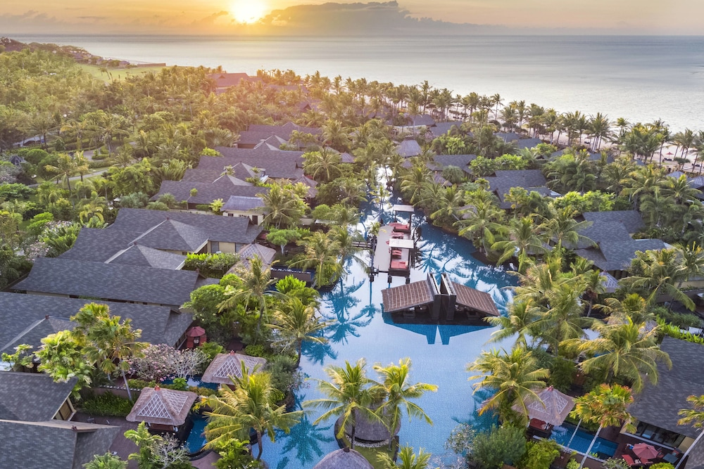 Beach, The St. Regis Bali Resort